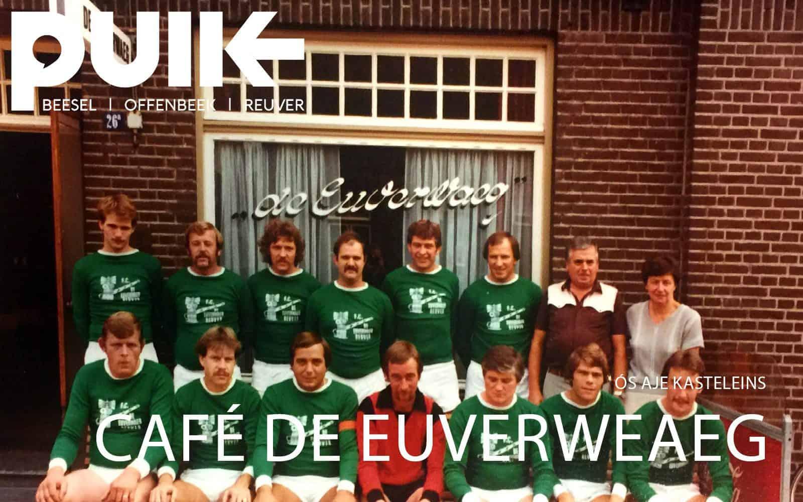 13 oktober 2018 - Cafe de Euverweg