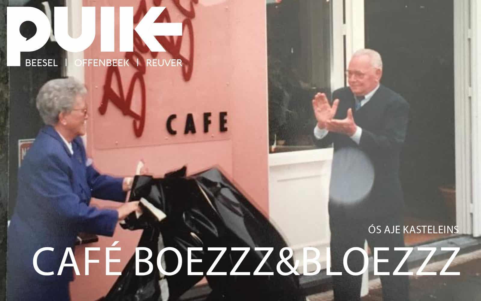 16 oktober 2019 - Cafe Boezzz&Bloezzz