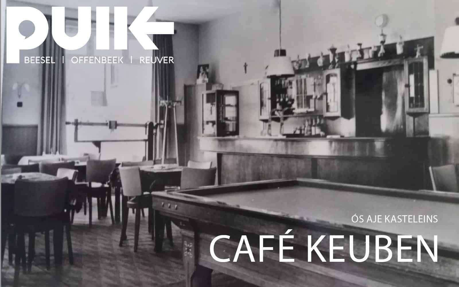 26 december 2018 - Cafe Keuben